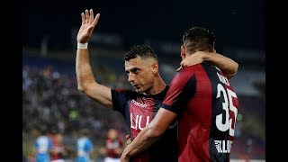 Bologna 3-2 Napoli Match Highlights