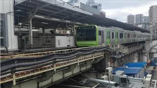 山手線の音 E233系電車 大崎→有楽町間 内回り
