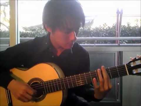 Lullaby of birdland solo guitar covered by Tanaka Yoshinori (With ...