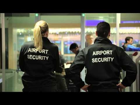 La sûreté à Genève Aéroport
