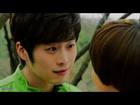 Dong Joo & Woo Ri (Can You Hear My Heart) - falling slowly