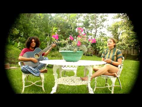 Girl From The Mountain - Cover by: Ricardo & Naomy (Ghetto Brothers)