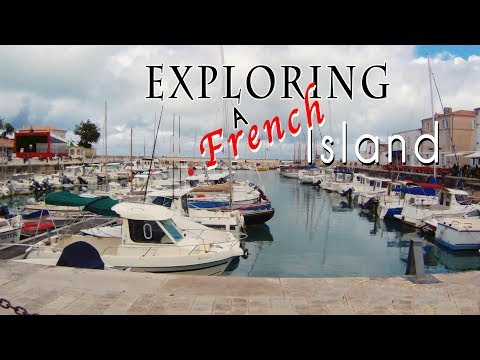 Travel France: Exploring The Island of Île de Ré!!