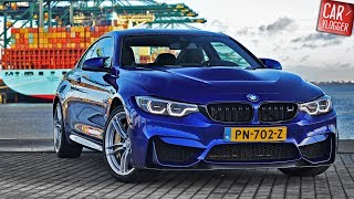 DRIVING the NEW BMW M4 CS | Is it too HARDCORE?