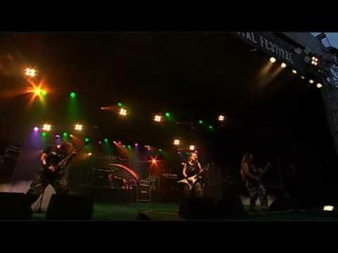 Children of Bodom - Everytime I Die Tuska 2003 [HD]