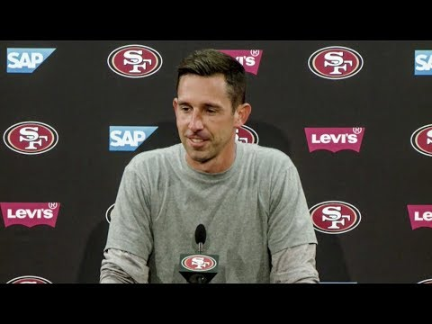 Kyle Shanahan Discusses 49ers Final Preparations for Panthers