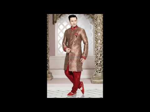 Men's Wear Sherwani Collections