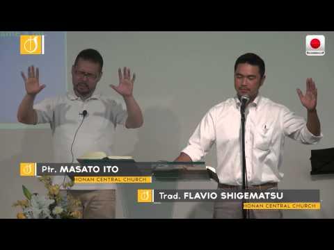 """Agradecimiento""  Pr. Ito Masato 05-07-2015"