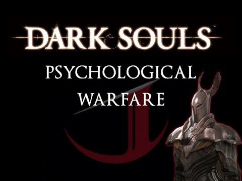 Dark Souls PvP: Psychological Warfare - YouTube