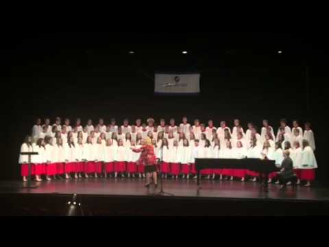 All That Hath Life and Breath by Parkersburg High School Acappella Choir Choral Competition 2016 To