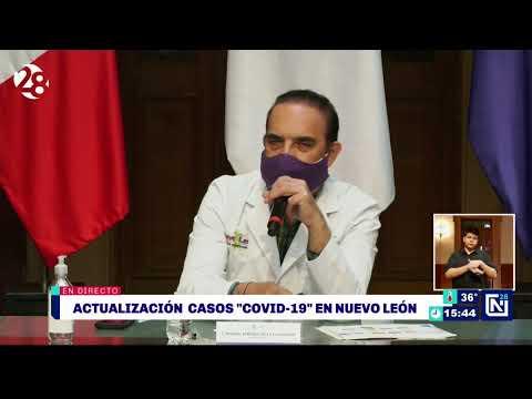 Actualización sobre COVID-19 en Nuevo León - 12 Abril 2020