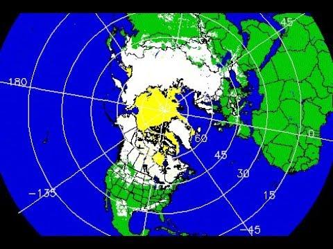 GSM Update 12/9/17 - Insane Southern Snow - Öræfajökull Caldera Deepens - Volcanic Uptick Globally