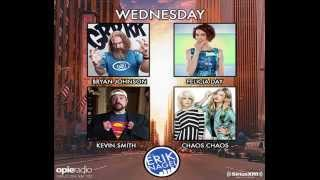 It's Erik Nagel - Bryan Johnson, Felicia Day, Kevin Smith (08-26-2015)