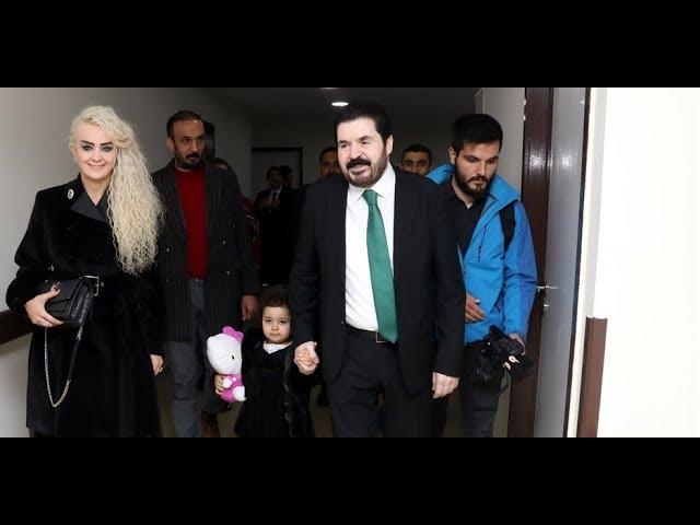 Ağrı Belediye Başkanı Savcı Sayan, mazbatasını aldı