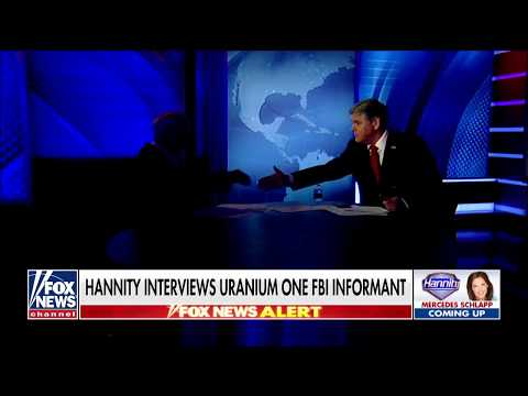 FBI Informant Opens Up About Russia Uranium Controversy
