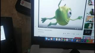 Monster's Inc on School's Loudspeaker Prank
