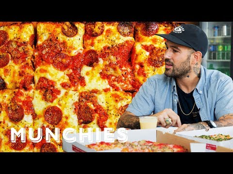 The Pizza Show: Detroit