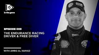 EP59: Endurance Racing Driver & Free Diver