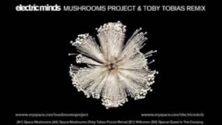 "Mushrooms Project - ""Space Mushrooms"""