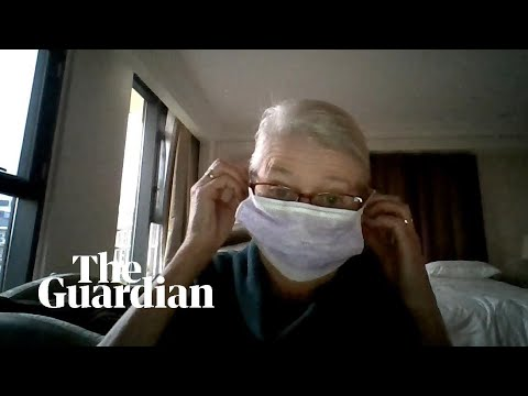 Coronavirus: the people trapped in Wuhan