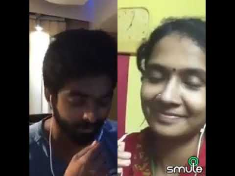 Sandalee Smule Song By G.V.Prakash And Slaksmipriya