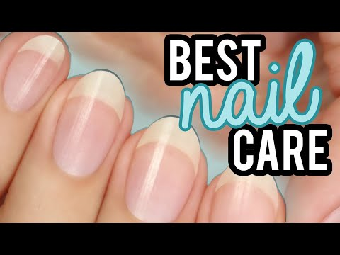 How Can I Maintain My Nails At Home.?