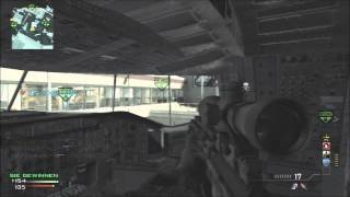CoD Modern Warfare 3 Sniper M.O.A.B Online