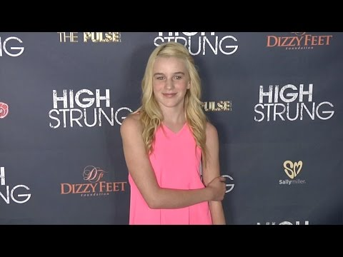 "Avaree Jade ""High Strung"" Premiere #DanceMoms"