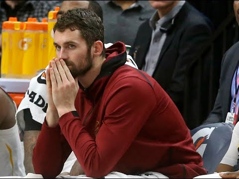 Kevin Love eyes return to Cavaliers next week: Inside Cavs-Suns