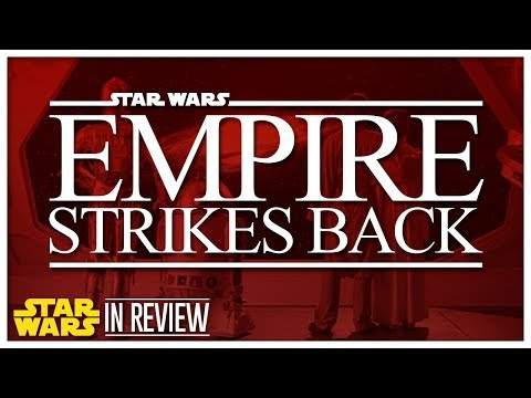 Star Wars Episode 5: The Empire Strikes Back - Every Star Wars Movie Reviewed & Ranked