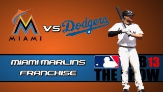MLB 13 The Show Franchise Mode: Miami Marlins - Justin Nicolino Gets The Call [Y4G39 EP33]