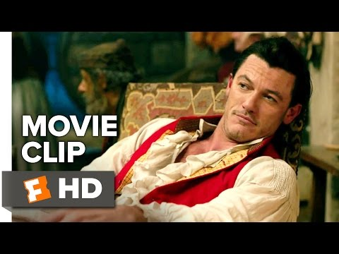 Beauty and the Beast Movie CLIP - Gaston (2017) - Luke Evans Movie