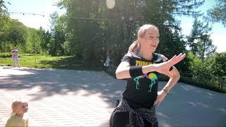 """Zumba с Натальей Проскуриной в Истре от """"Шаг вперёд"""""""