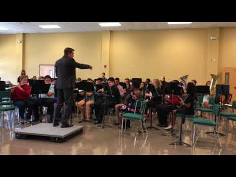 OCSA HIGH SCHOOL SYMPHONIC BAND 8/2/18