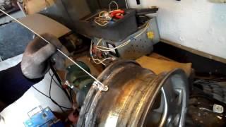 аргонная сварка легкосплавного диска aurora pro inter tig 200 ac/dc puls(сварка аргоном диска аппаратом aurora pro inter tig 200 ac/dc puls,отзыв владельца., 2016-10-29T07:50:54.000Z)