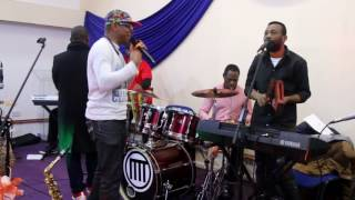 IGBO HIGHLIFE MUSIC SOUND CHECK  CHUKWU ECHETAGOM ALBUM LAUNCH PARTY