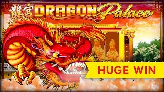 OVER 500x HUGE WIN! Dragon Palace Slot - AWESOME!