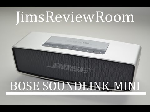 Bose Soundlink Mini - REVIEW