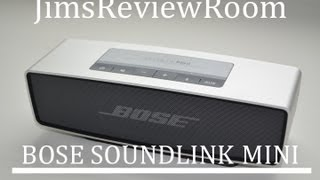 Bose Soundlink Mini - REVIEW