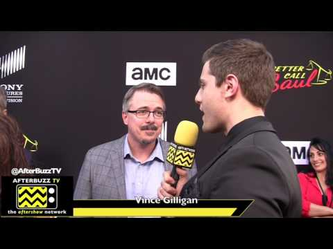 Vince Gilligan Interview | Season 3 Premiere | Better Call Saul