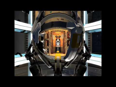 Portal 2 Coop SS | 28:58 | Flatezer & AJ - World Record