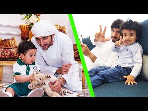 Asi vive el Principe Heredero de Dubai