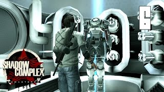 Shadow Complex Remastered - To the High Security Lab [Walkthrough PC]