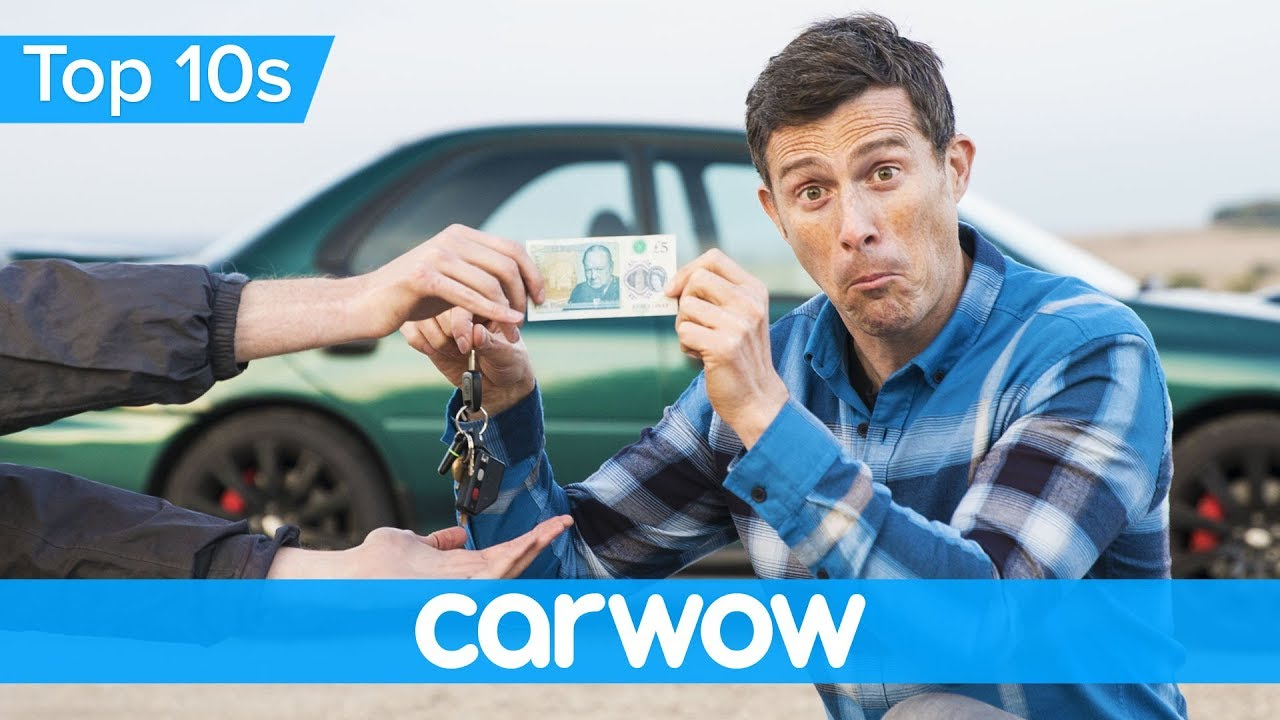 How to sell your car - and make the most cash | Top10s - YouTube