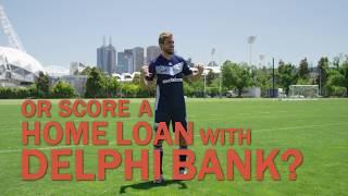 Score Like a Pro, with Delphi Bank ft Jakob Poulsen (Melbourne Victory)