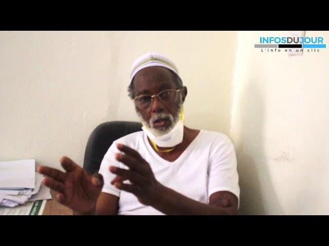 El Hadj Hamidou Diallo: « Il y'a des voleurs de la République autour des kits d'hémodialyse.»