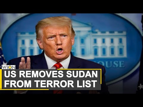United States Removes Sudan From The List Of States That Sponsor Terrorism | US News | World News