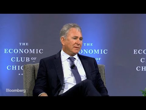 Citadel's Griffin on Pandemic, Trump, Crypto: Full Interview