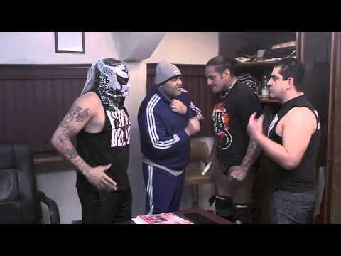 ¿Alianza Hell Brors y La Sociedad - AAA Sin Límite - Lucha ...