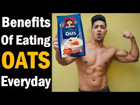 what-happens-when-you-start-eating-oats-every-day-|-health-benefits-|-weight-loss-&-muscle-gain